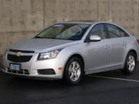 The Chevy Cruze is our #1 seller and provides a great