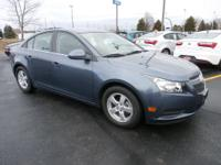 - Super clean and ready to go 2014 chevy cruze lt- with