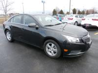 - Super clean and ready to go 2014 chevy cruze lt -