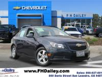 F H Dailey Chevrolet means business! In a class by