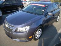 This 2014 Chevrolet Cruze 1LT is offered to you for