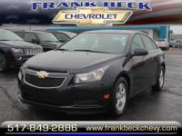 Options:  2014 Chevrolet Cruze 1Lt Auto|1Lt Auto 4Dr