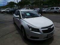 Check out this 2014 Chevrolet Cruze 1LT. Its Automatic