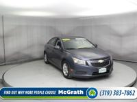 This Cruze has less than 22k miles** Won't last long!!!