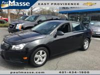 Options:  2014 Chevrolet Cruze 1Lt|Come Experience A