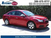 CERTIFIED PRE-OWNED 2014 CHEVY CRUZE**CLEAN CAR