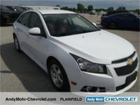 New Price!  Chevrolet Cruze  Clean CARFAX.  **USB