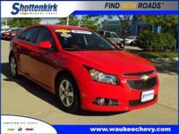 Options:  2014 Chevrolet Cruze 1Lt Auto|1Lt Auto 4Dr