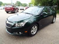 Here's an incredible 2014 Chevy Cruze RS with only 29K