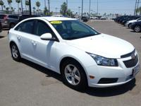2014 Chevrolet Cruze LT. An exceptionally nice, One