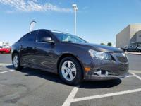 Look at this 2014 Chevrolet Cruze 1LT. Its Automatic