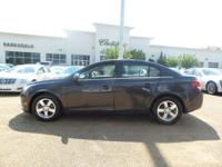 Options:  2014 Chevrolet Cruze 1Lt|Tungsten