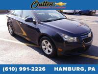CARFAX One-Owner. 2014 Chevrolet Cruze 1LT 4D Sedan