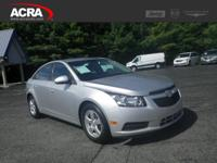 2014 Cruze, 25,740 miles, options include:  Electronic