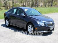 Cruze 1LT Auto, 4D Sedan, 6-Speed Automatic Electronic