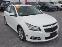 2014 Chevrolet Cruze 2LT. Serving the Greencastle,