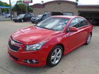 LTZ,edition, premium leather, sunroof Check out this