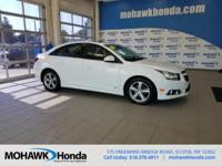 Recent Arrival! This 2014 Chevrolet Cruze 2LT in Summit