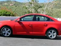 You win! Oh yeah! This 2014 Cruze is for Chevrolet