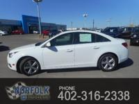 Body Style: Sedan Engine: I4 Exterior Color: White