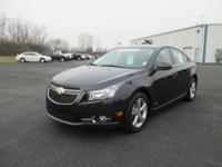 Like new, only 11,000 miles! This 2014 Cruze 2LT is