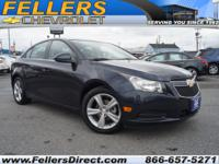 Exterior Color: blue, Body: 2LT Auto 4dr Sedan w/1SH,