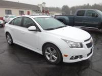 Exterior Color: White Transmission: Automatic 6-Speed