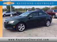 Exterior Color: rainforest green metallic, Body: Sedan,