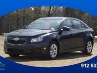 2014 Chevrolet Cruze LS packs in your passengers and