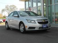 This 2014 Cruze is for Chevrolet lovers looking