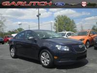 Don't wait! Take a look at this 2014 Chevrolet Cruze