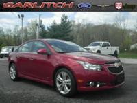 Stop looking! This 2014 Chevrolet Cruze is just what