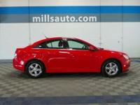 RED HOT AND READY TO CRUZE!!! VOICE ACTIVATED