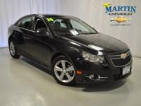 2014 Chevrolet Cruze 4dr Car 2LT Our Location is: