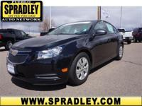 2014 Chevrolet Cruze 4dr Car LS Our Location is: