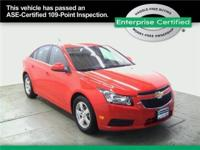 2014 Chevrolet Cruze 4dr Sdn Auto 1LT. Our Location is: