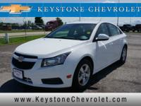 This impressive example of a 2014 Chevrolet Cruze 1LT