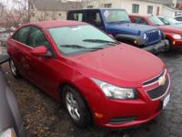 Transmission: Automatic 6-Speed Exterior Color: Red