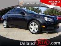 This outstanding example of a 2014 Chevrolet Cruze