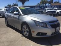 Options:  2014 Chevrolet Cruze 4Dr Sdn Auto Diesel