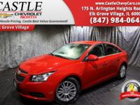 CASTLE CHEVY NORTH**ELK GROVE VILLAGE ILLINOIS**RED &