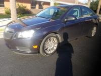 CARFAX One-Owner. Clean CARFAX. blue ray metallic 2014