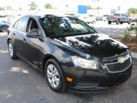 Cruze Chevrolet 2014 LS Clean CARFAX. New Price! 35/22