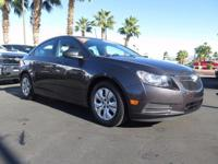 Check out this 2014 Chevrolet Cruze LS. Its Automatic