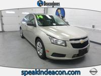 FUEL EFFICIENT 35 MPG Hwy/22 MPG City! CD Player,