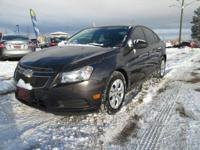 Options:  2014 Chevrolet Cruze Ls Auto 6-Speed