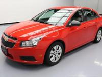 This awesome 2014 Chevrolet Cruze comes loaded with the