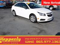 Recent Arrival! CARFAX One-Owner. 2014 Chevrolet Cruze