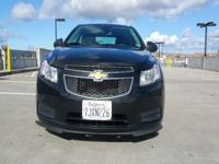 Options:  2014 Chevrolet Cruze Ls Auto 4Dr Sedan