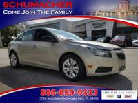 Options:  2014 Chevrolet Cruze Ls 1Sb| |Adjustable